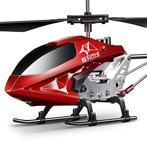 SYMA Hubschrauber ferngesteuert Helikopter Fernbedienung RC Helicopter Indoor Outdoor Flugzeug Geschenk...