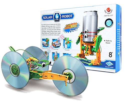 Recycling-Solar-Bausatz