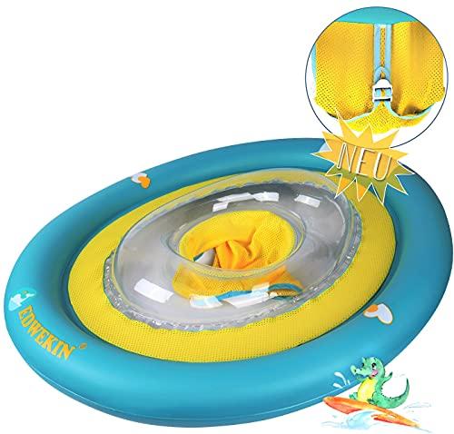 EDWEKIN® Baby Schwimmring, Mitwachsende Schwimmhilfe, Schwimmsitz, Kleinkinder ab 6 Monate bis 3 Jahre...