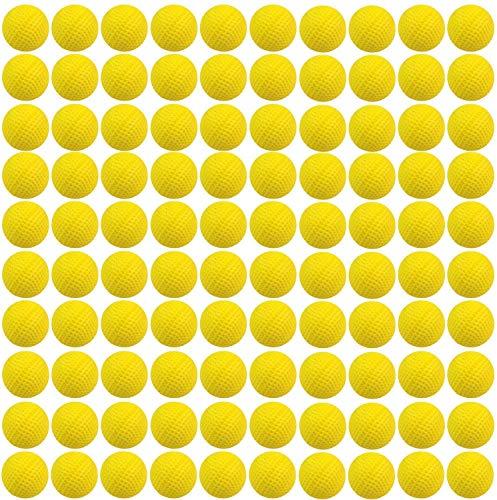 Yosoo 100 Round Nachfüllpackung für Nerf Rival Gelb