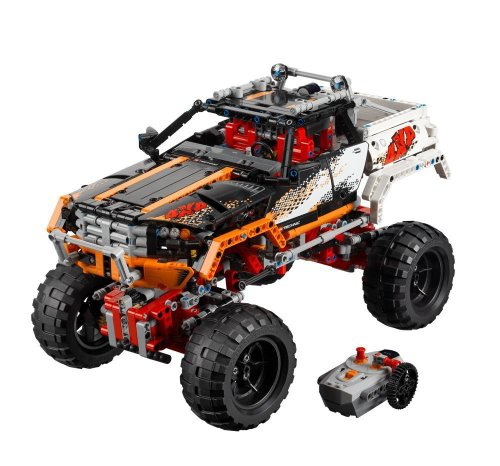 Lego 9398 - Technic: 4X4 Offroader