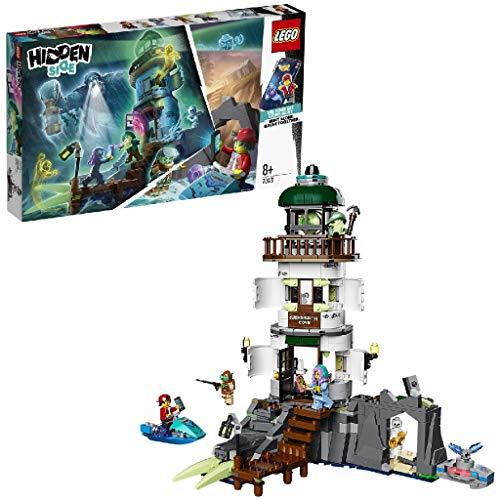 LEGO 70431 - Der Leuchtturm der Dunkelheit, Hidden Side, Bauset