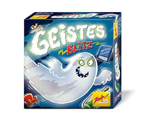 Zoch LRG801 601129800 Geistesblitz - Das lustige Reaktionsspiel für Groß und Klein, wer schnell die...
