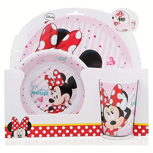Minnie Mouse 18890, Geschirrset