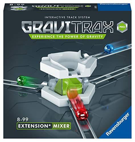 Ravensburger GraviTrax PRO Erweiterung Mixer - Ideales Zubehör für spektakuläre Kugelbahnen,...