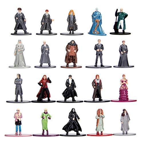 Dickie Toys 253185000, Wave 3 20-Pack, Die-Cast Nano, Set, Figuren, Harry Potter Sammelfiguren,...