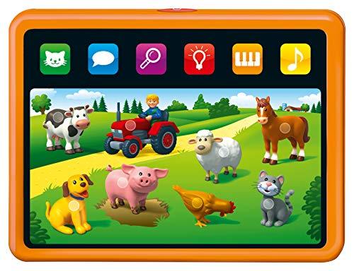 Ravensburger ministeps 4164 Mein Allererstes Tablet, Kindertablet, Lernspielzeug, Baby Spielzeug ab 9...