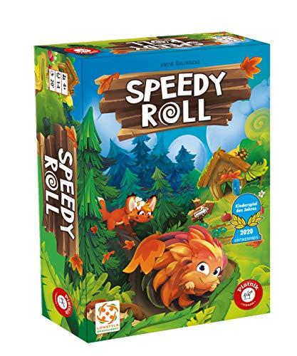 Speedy Roll von Urtis Šulinskas/Lifestyle Boardgames/Piatnik