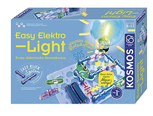KOSMOS 620530 Easy Elektro - Light. Erste elektrische Stromkreise. Spielerisch die Elektrizität...