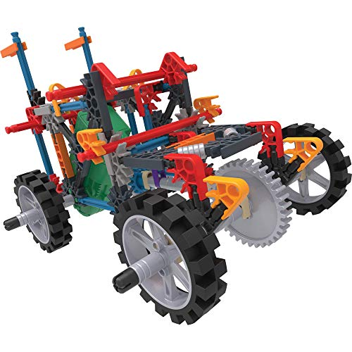 K'NEX - 4 Wheel Drive Demolition Truck - Bau- und Konstruktionsspielzeug