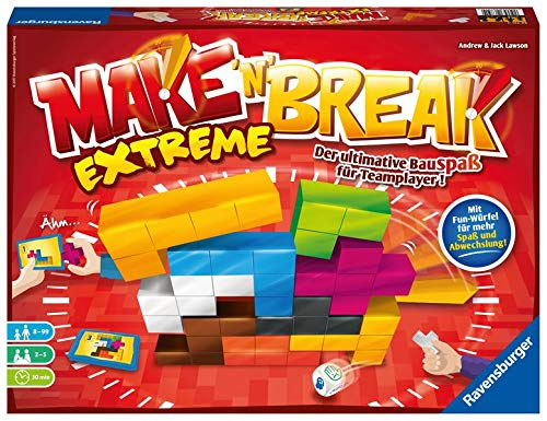 Ravensburger Spiele 26751 - Make 'n' Break Extreme