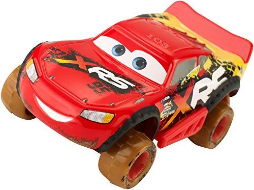 Disney Cars GBJ36 - XRS Xtreme Racing Serie Schlammrennen Die-Cast Spielzeugauto Lighning McQueen,...