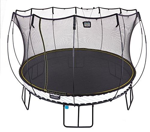 Springfree Trampolin R132 - Jumbo Round Ø 400 cm Reine Sprungfläche (entspricht Durchmesser 460 cm)...