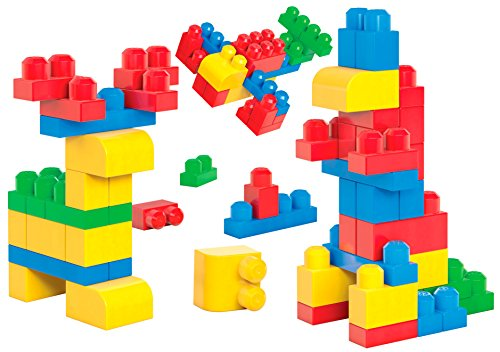 Mega Bloks 8174 - Megabloks First Builders Blocks 40 Teilig