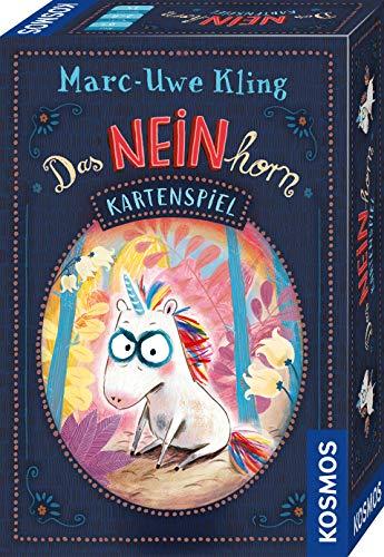 KOSMOS 680848 Das NEINhorn - Kartenspiel, Das Spiel zum bekannten Kinder-Buch, lustiges Kinderspiel ab 6...