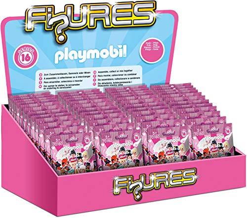 PLAYMOBIL 70160 Figures Girls (Serie 16) 48 Stück