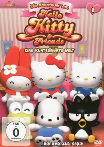 Die Abenteuer von Hello Kitty & Friends, Folge 1 - Eine kunterbunte Welt