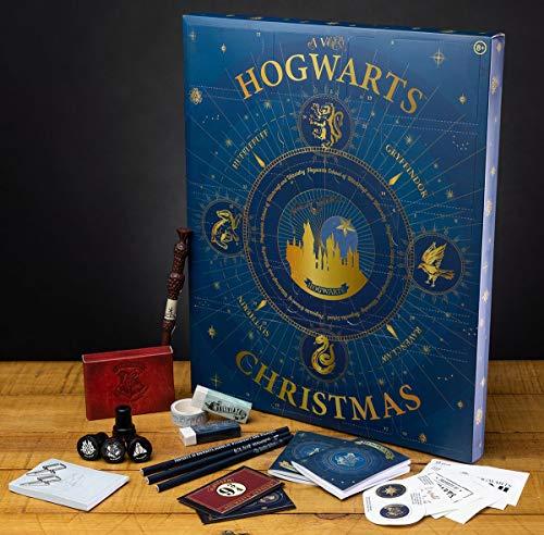 Harry Potter Advent Calendar 2020 Offizielles Lizenzprodukt – Weihnachts-Countdown-Kalender, Standard