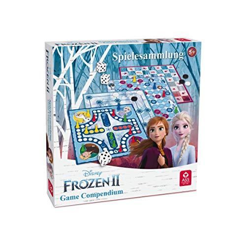 Disney Die Eiskönigin 2 Spielesammlung von ASS Altenburger, mit tollen Brettspielen zum neuen Film für...
