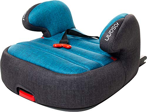 Osann Tango Isofix Kindersitz Gruppe 3 (22-36 kg) mit Gurtfix Blue Melange