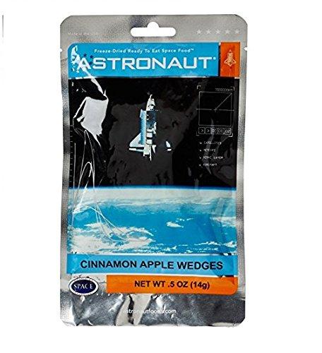 Astronaut Weltraum-Nahrung – Zimt-Apfel-Ecken (14 g)