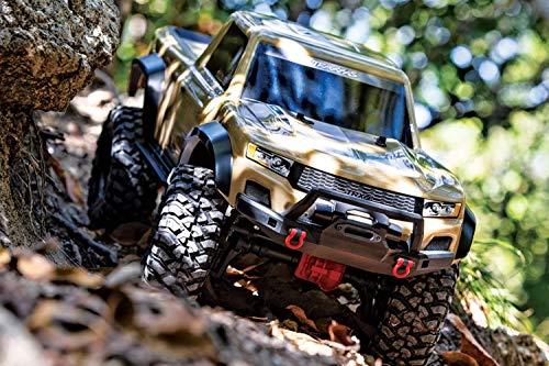 Traxxas TRX4 Sport Brushed 1:10 RC Modellauto Elektro Crawler Allradantrieb (4WD) RTR 2,4 GHz