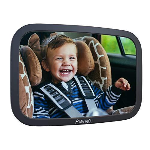Auto Sicherheit Rückspiegel Kind Baby Infant Safe Innenraum Saugnapf