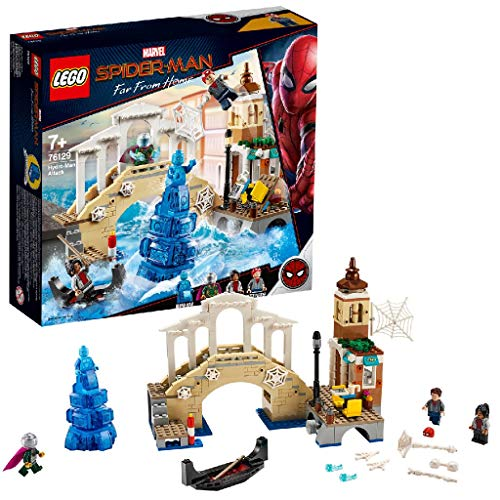 LEGO 76129 Super Heroes Angriff von Hydro-Man (Vom Hersteller Nicht mehr verkauft)