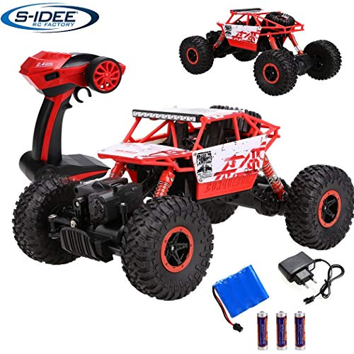 Profun- 4WD Rock-Crawler