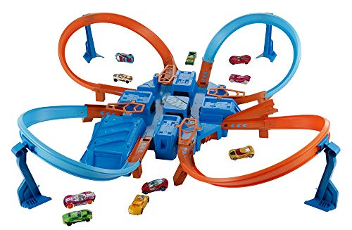 Hot Wheels - Action Criss Cross Crash Trackset