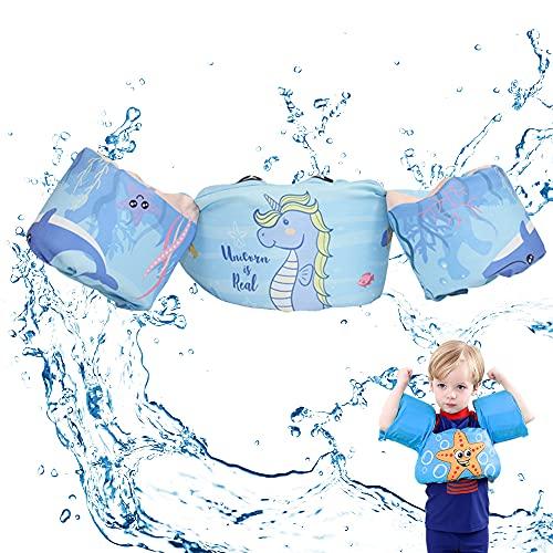 Schwimmflügel Mit Sicherheitsschnalle,Kinder Schwimmen Flügel,Schwimmhilfe...