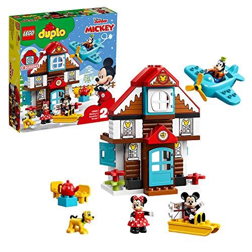 LEGO duplo - Mickys Ferienhaus