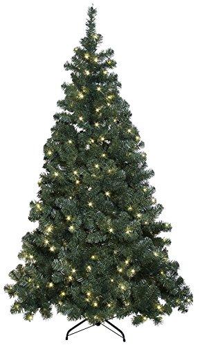 LED-Weihnachtsbaum ''Ottawa'', beleuchtet, indoor/outdoor IP44, ca.210 cm, 260 warmweiße LED`s, incl....