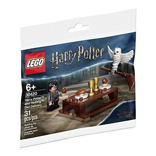 LEGO 30420 Polybag Harry Potter and Hedwig Owl