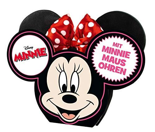 Disney Minnie: Mit Minnie-Maus-Ohren (Disney Micky Maus)