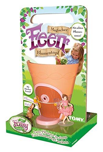 My Fairy Garden E72781DE Magischer Feen Blumentopf (mit Samen)