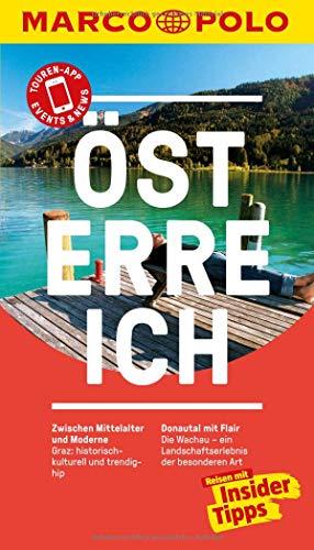 MARCO POLO Reiseführer Österreich: Reisen mit Insider-Tipps. Inkl. kostenloser Touren-App und...