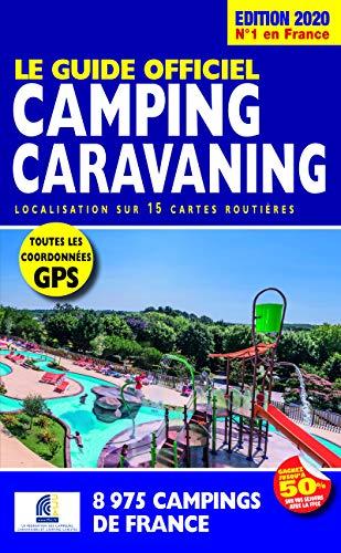 Le Guide Officiel Camping caravaning Edition 2020