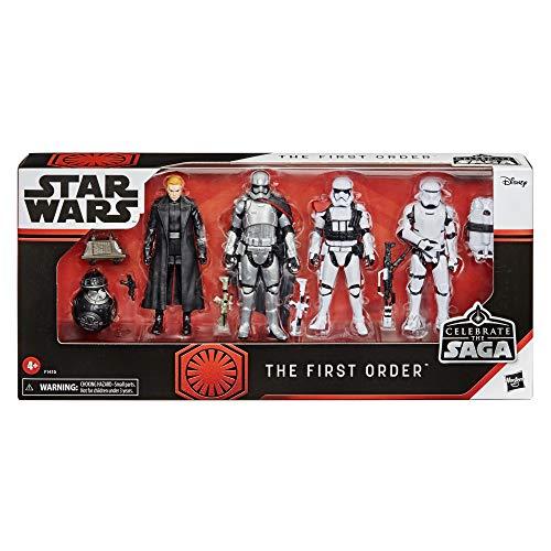Star Wars F1415 Celebrate The Saga Spielzeuge Erste Ordnung Figuren Set, 9,5 cm große Action-Figuren zum...
