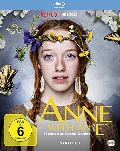 Anne with an E - Die Komplette Erste Staffel [Blu-ray]