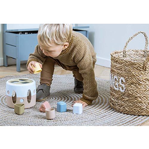 Dantoy® Tiny BIO Sortierbox Spielzeug Lernspiel Feinmotorik Kids
