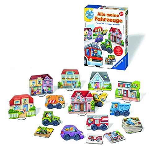 Ravensburger Lernspiel: Alle meine Fahrzeuge