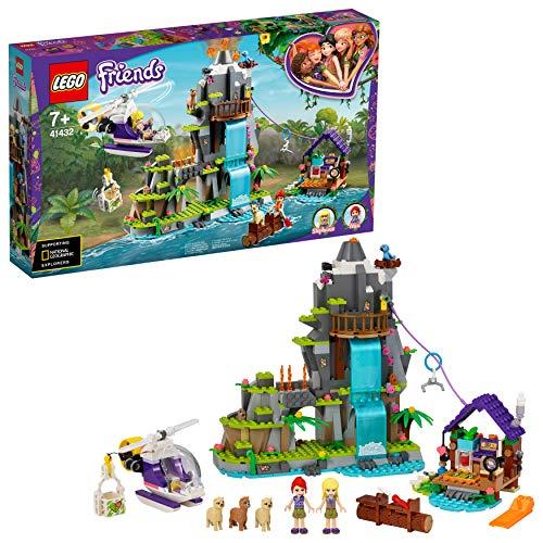 LEGO 41432 - Friends - Alpaka-Rettung im Dschungel