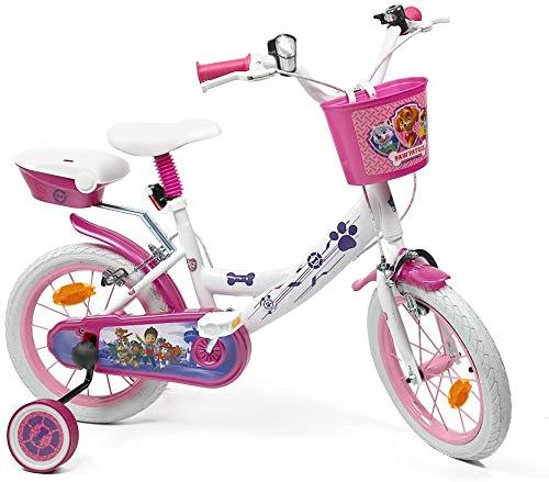 Vélo Jungen Élo Fille Licence Pat' Patrouille 16' Elo Mädchen Lizenzprodukt Paw Patrol 16 Zoll Stella,...