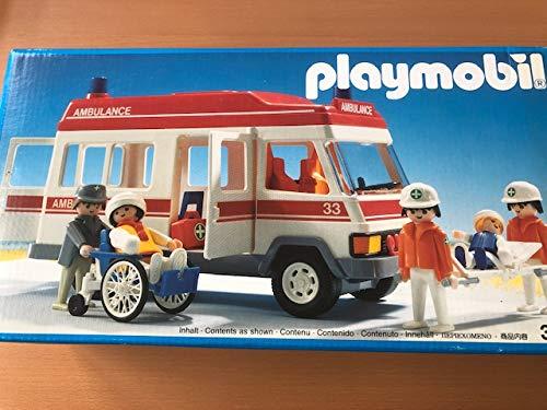 PLAYMOBIL® 3456 Krankenwagen [Spielzeug]
