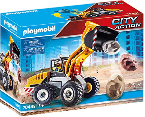 PLAYMOBIL City Action 70445 Radlader, Ab 5 Jahren