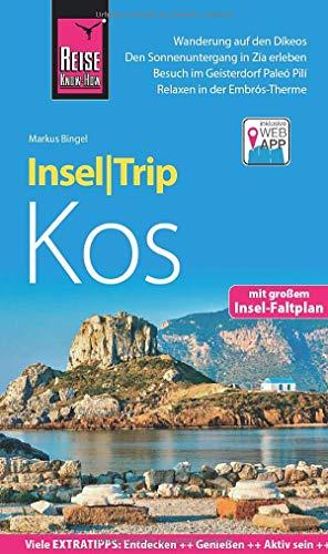 Reise Know-How InselTrip Kos: Reiseführer mit Insel-Faltplan und kostenloser Web-App