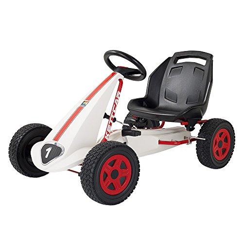 Kettler Kettcar Daytona - DAS ORIGINAL - Kinder Go Karts - robustes Tretauto - mit hochwertiger...