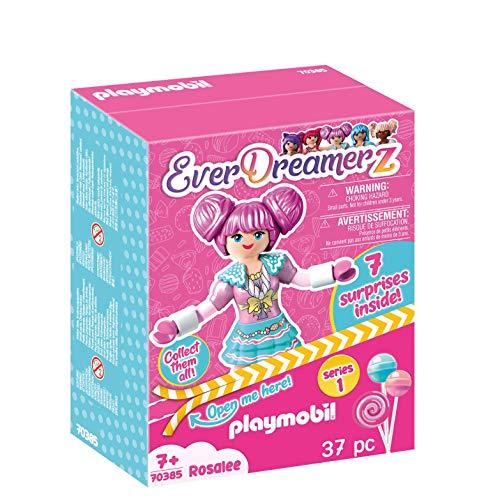 Playmobil-EverDreamerz 70385 Rosalee mit Bonbon-Anhänger, Ab 7 Jahren