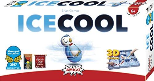 Amigo: Icecool Schnippspiel